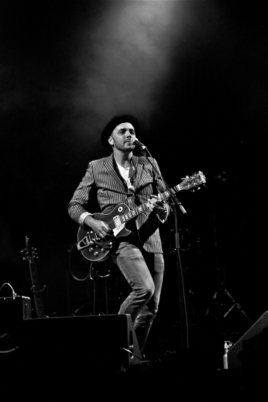 Hawksley Workman in The God That Comes. Photo By Blake Sittler