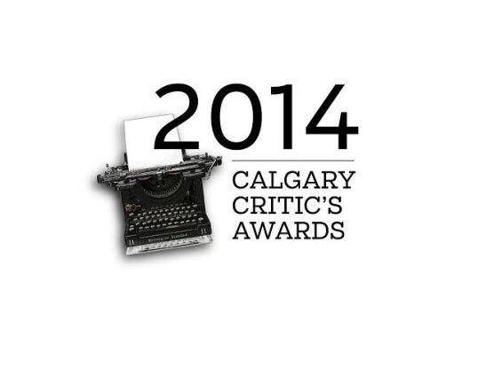 2014 Critter Award Logo